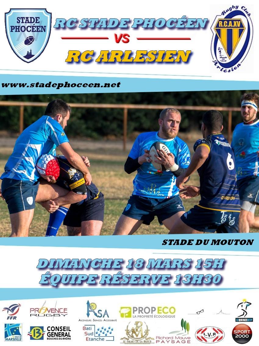 RC Stade phoceen - Arles
