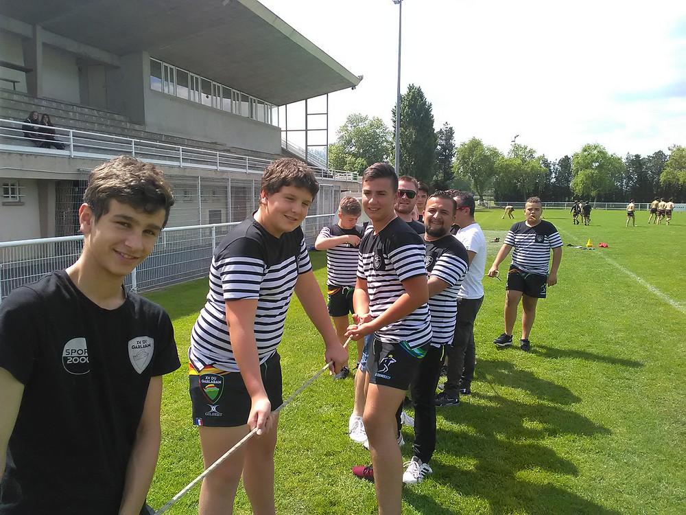 XV du Garlaban - M14 - RC Stade Phoceen