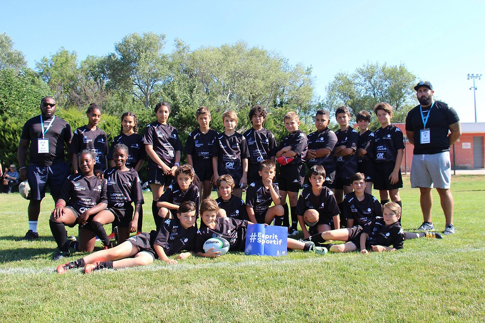 Tournoi des Petits Phoceens : Provence Rugby