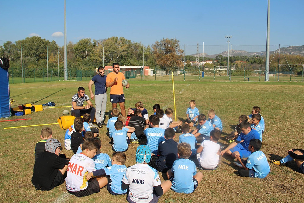 RC Stade phoceen - Stage Toussaint