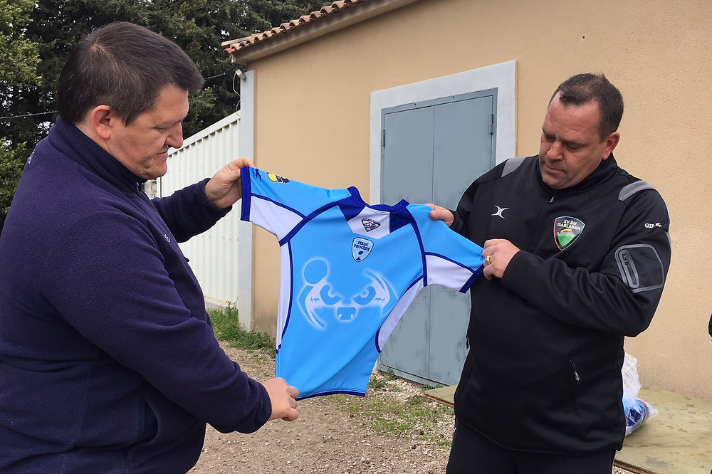 RC Stade phoceen - Affranchis - M10