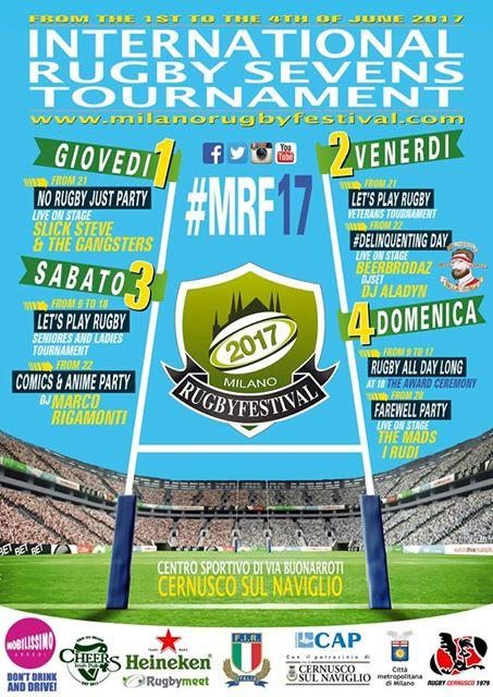 Stade Phoceen - Rougets Bleus - Milan