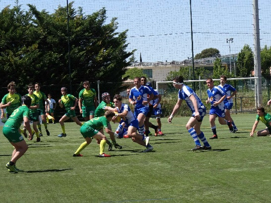 RC Stade Phoceen - Cadets