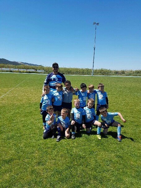 RC Stade Phoceen - Premiers Pas