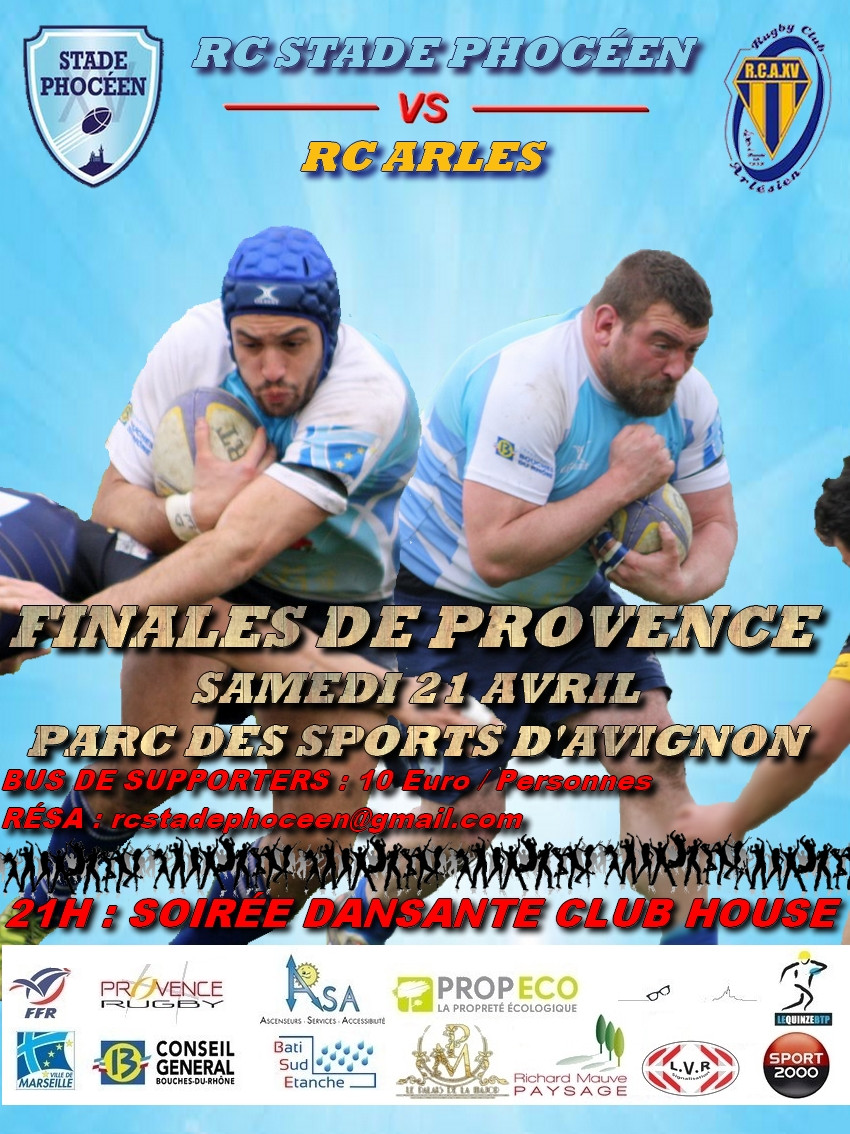 RC Stade Phoceen - Finale Provence