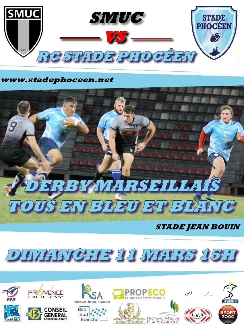 RC Stade Phoceen - Seniors SMUC