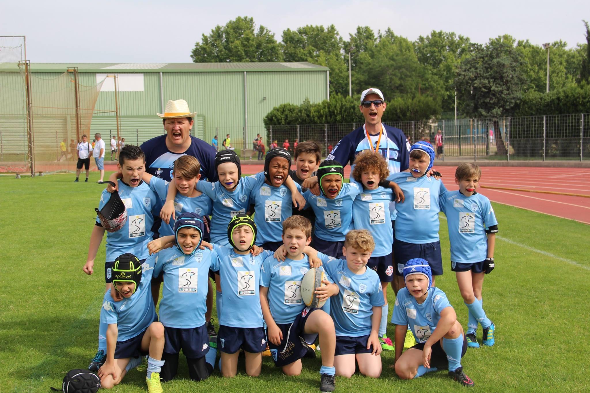 10 - Finale départementale 2017