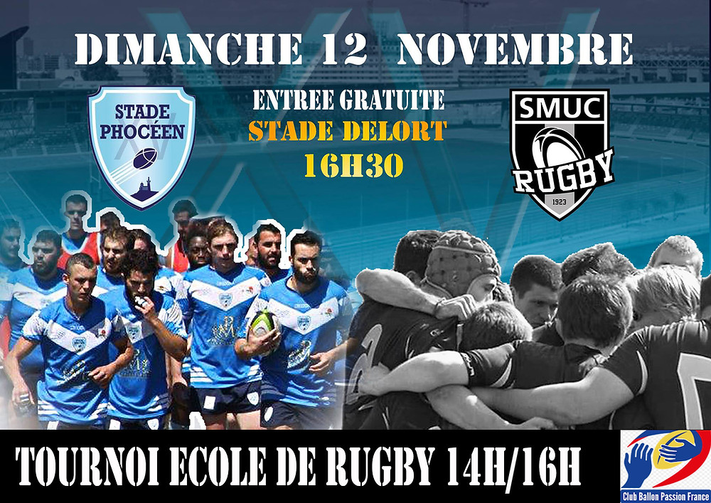 RC Stade Phoceen / SMUC 12-11/2017