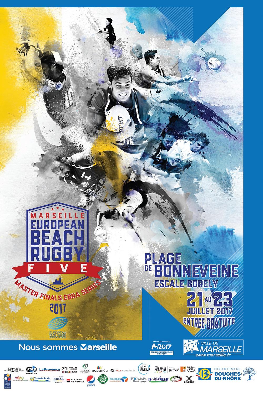 Beach Rugby Marseille