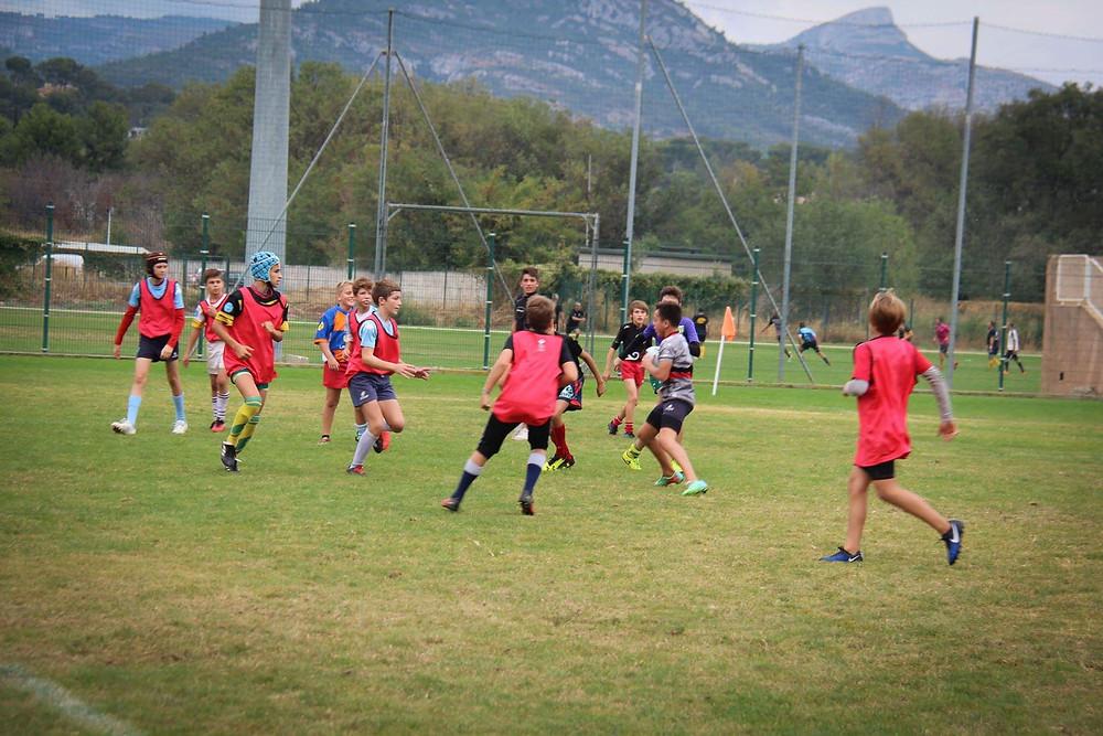 RC Stade Phoceen - XV du garlan - M14