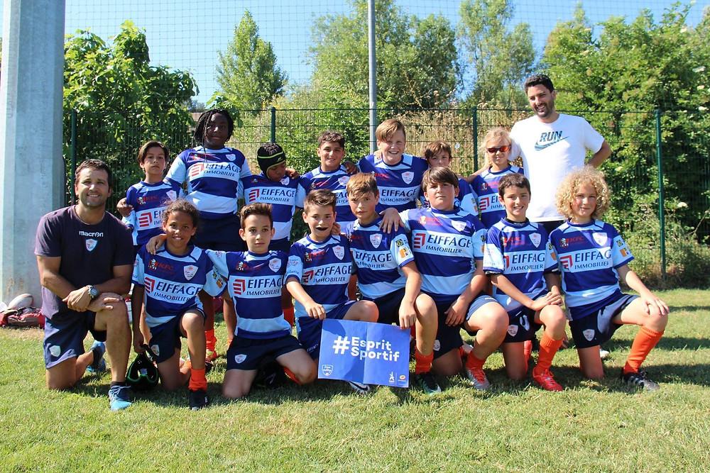Tournoi des Petits Phoceens : RC Marseille