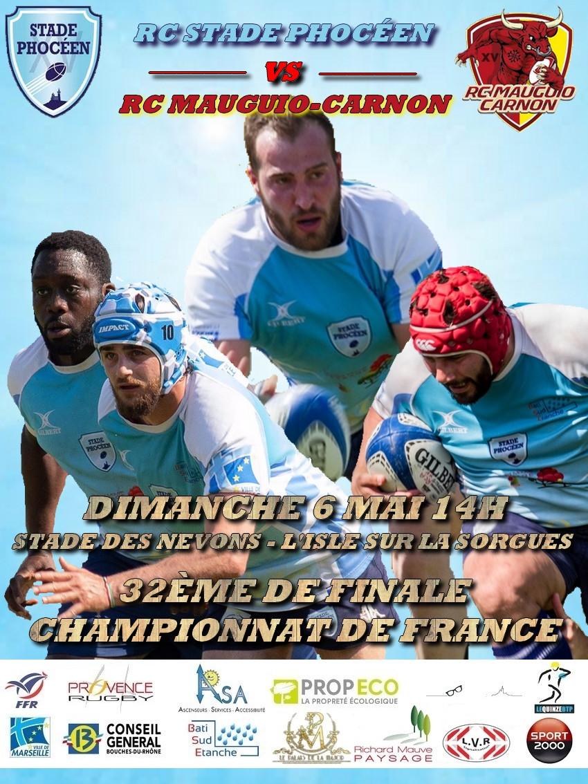 RC Stade Phoceen - Seniors
