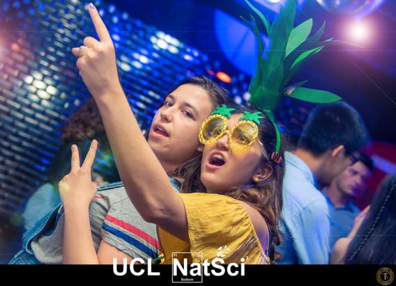 UCL Natsci Party 2019