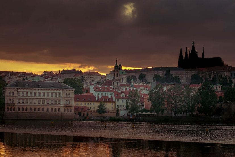 District Prague