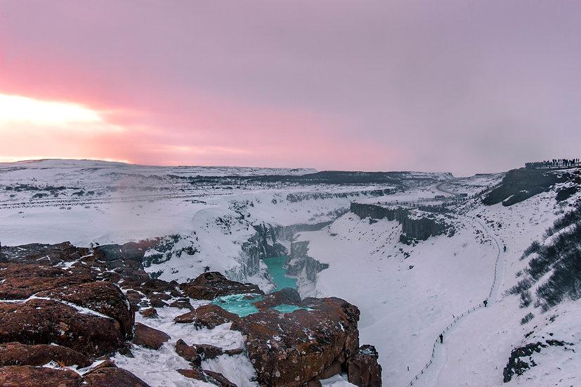 Icelandic Sunsets