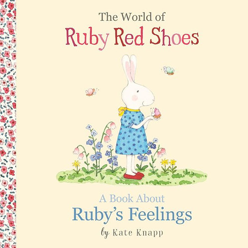 Book About Ruby's Feelings