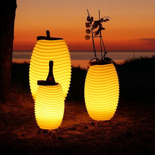 Synergy 50 PRO - Kooduu Designer lamp, speaker and cooler in one. Medium