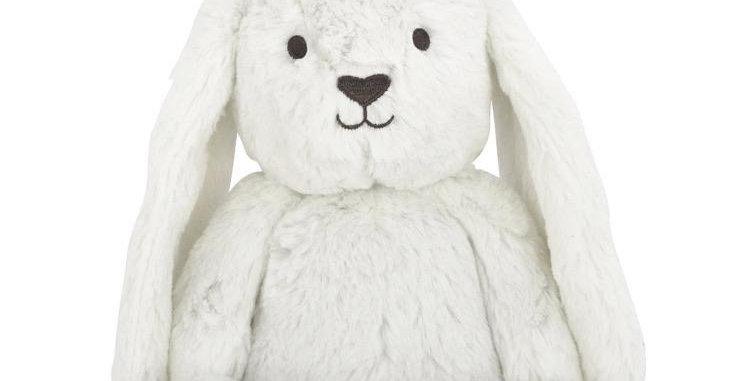 Beck Bunny Huggie - White Bunny VENDOR O.B DESIGNS