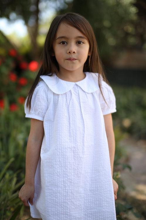 Magnolia Dress – White