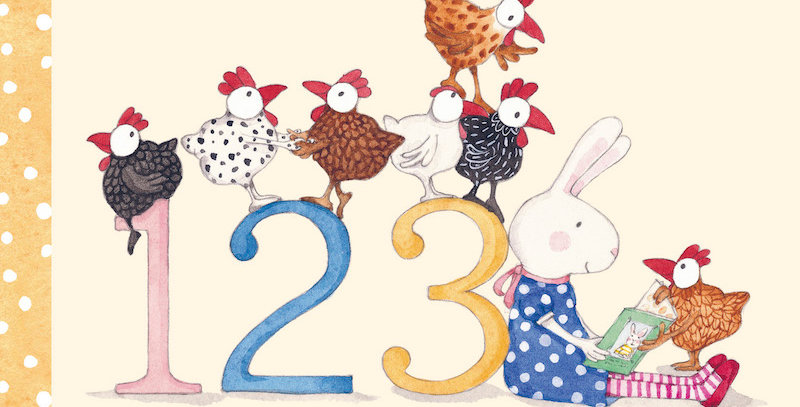 Learn With Ruby red Shoes : Counting Book