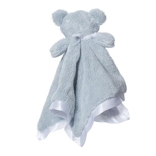 Britt Bear - Snuggles Cozy Comforter - Pale Blue