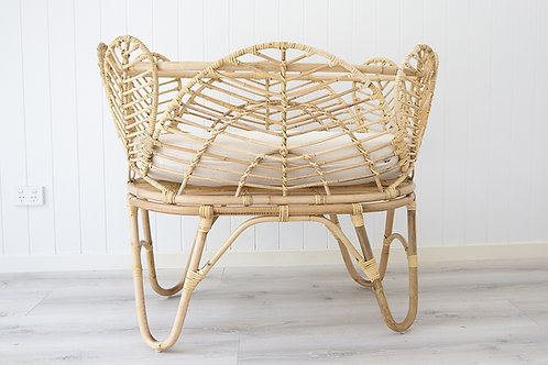 Willow Baby Bassinet – Natural