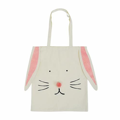Canvas Tote Bag – Bunny