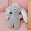 Thumbnail: Plush – Billie Bunny - Grey