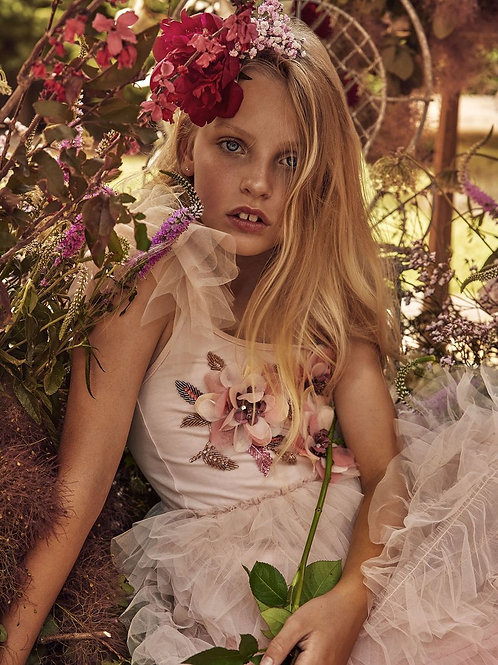 Tutu Du Monde Bouquet Tutu Dress