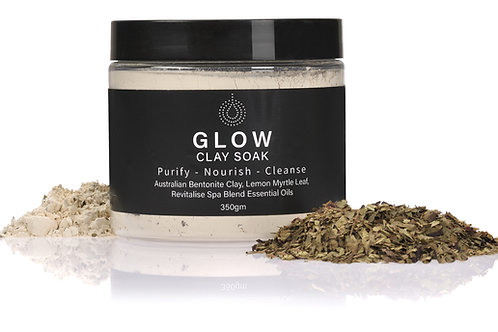 ASPAR Glow Clay Soak
