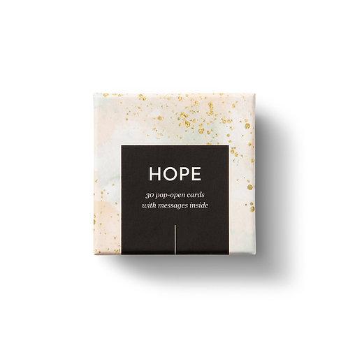 THOUGHTFULLS POP-OPEN CARDS – HOPE (2021)