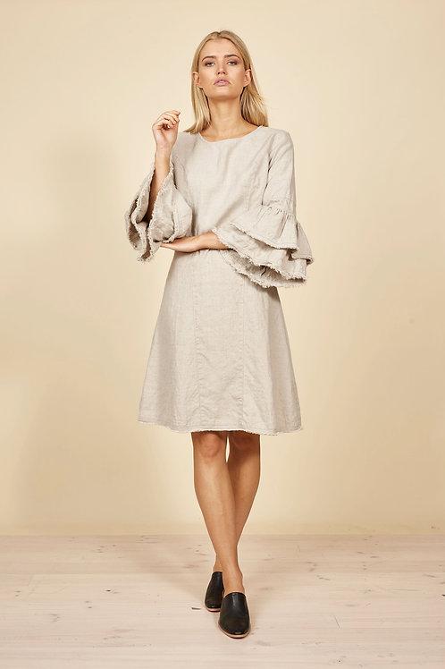 Momo Dress - Natural