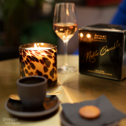 Vesuvius 400g Luxury Candle