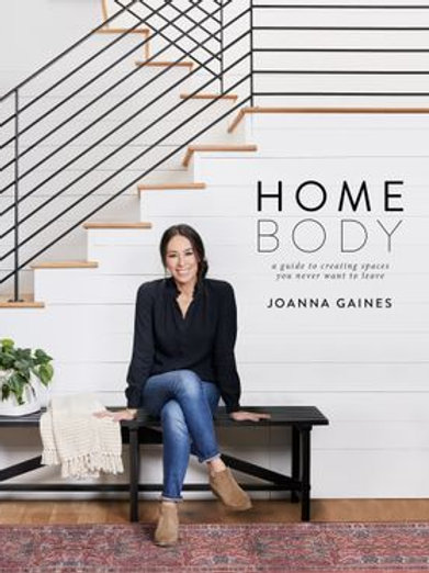 Home Body by Joanna Gaines - Book