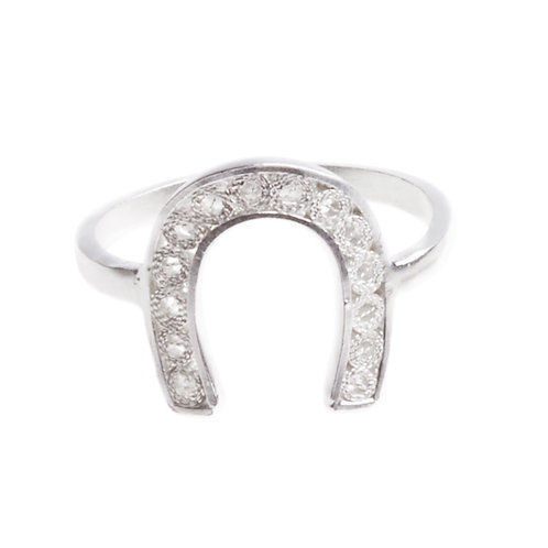 Caoba Ring - Silver