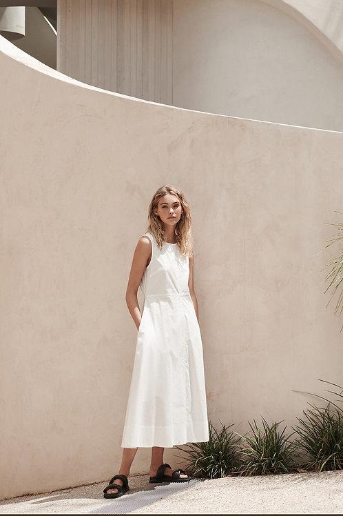 LIIKE DRESS - IVORY