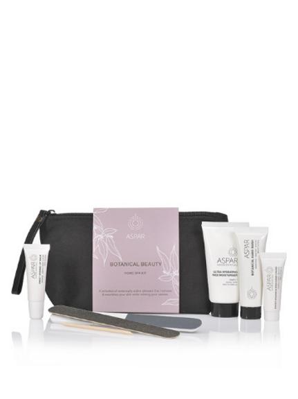 ASPAR Botanical Beauty Home Spa Kit