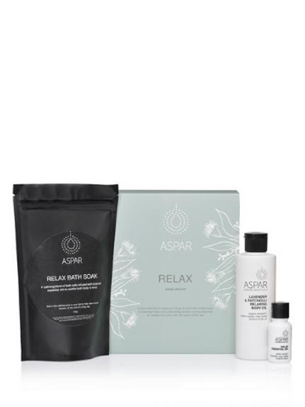 ASPAR Relax Home Spa Kit
