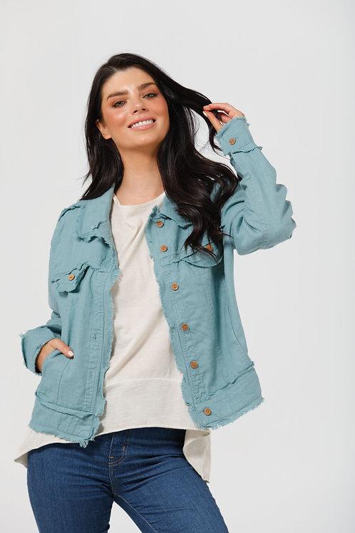 Shanty Monza Jacket - Arctic Blue