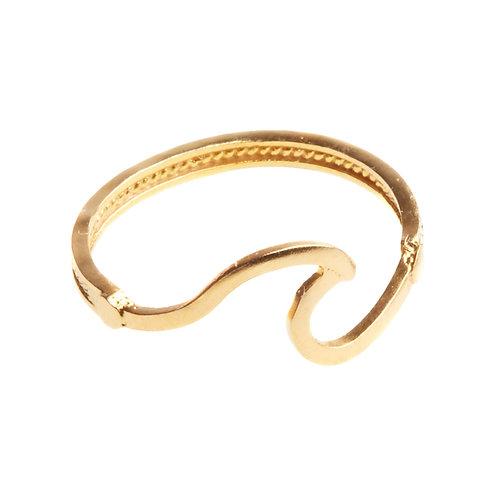Azul Mar Yellow Gold Ring