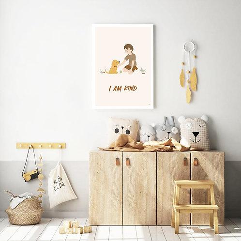I am kind Artwork
