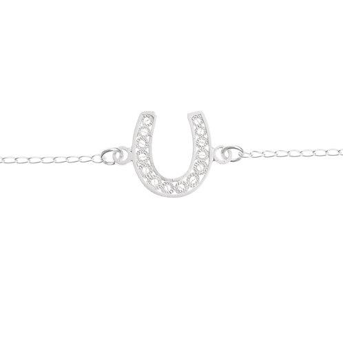 Caoba Bracelet - Silver