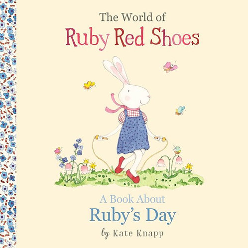 Book About Ruby's Day