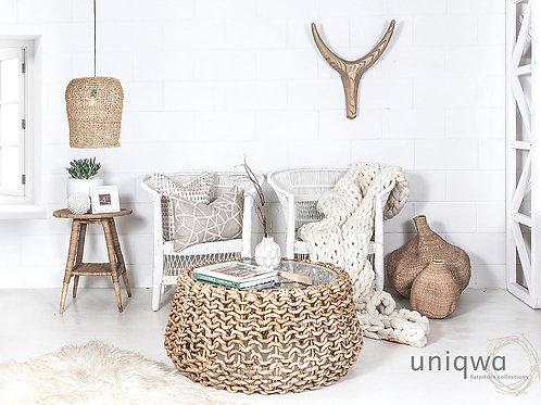 UNIQWA - ORIGINAL MALAWI DINING CHAIR | WHITE