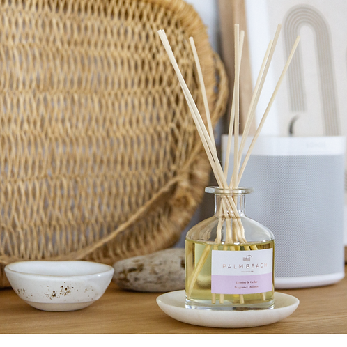 PALM BEACH - Jasmine & Cedar Fragrance Diffuser