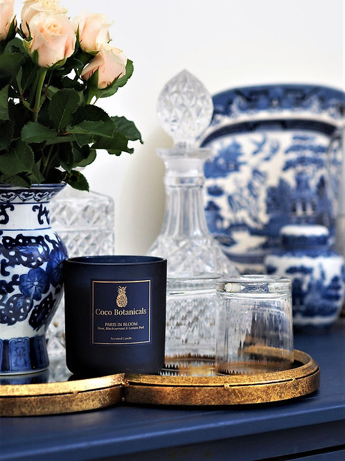 Paris in Bloom - Luxe Scented Candle