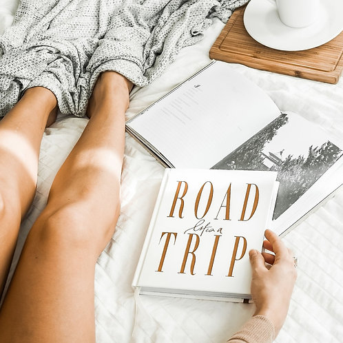 Life's A ROADTRIP - Luxe Edition Journal