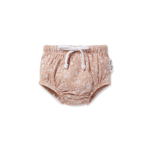 Aster & Oak Organic Cotton - Ditzy Floral Bloomers