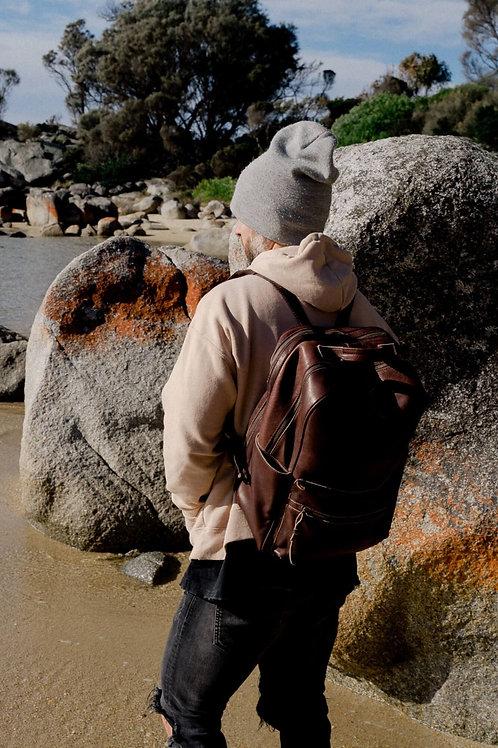 Edmond Leather Backpack