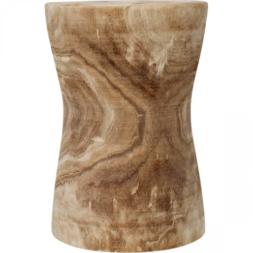 Wood Stool/ Table Natural